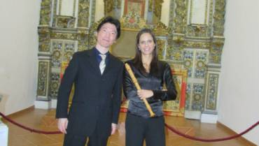 Cravo e Flautas na Misericórdia