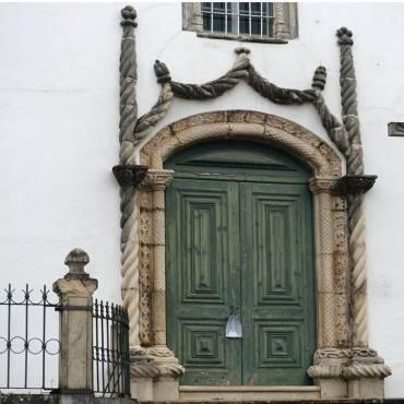 Conservação e restauro de portal e cruzeiro manuelinos da Igreja da Misericórdia de Loulé